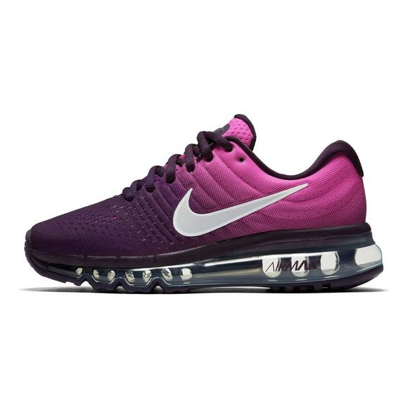 f96d635643d98 Nike Air Max 2017 Grade School Girl s Running Shoes - Main Container Image 2