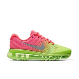 Nike Air Max 2017 Grade School Girls' Running Shoe