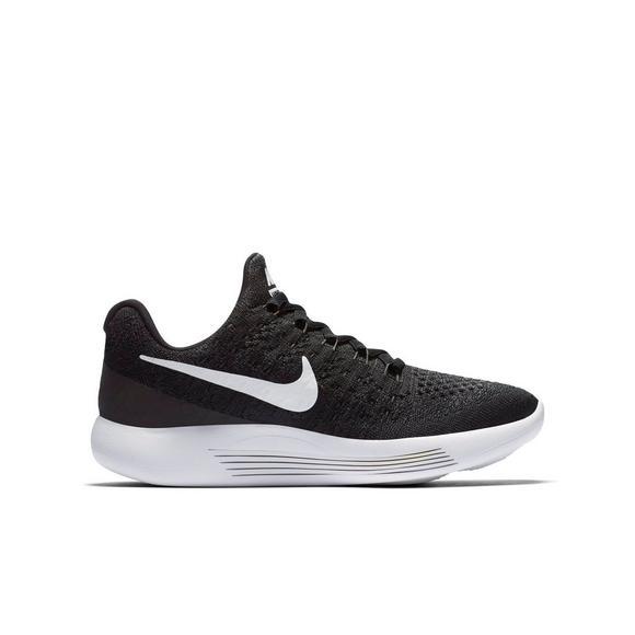 55700b7fcb19 Nike LunarEpic Low Flyknit Grade School Kids  Running Shoe - Main Container  Image 2