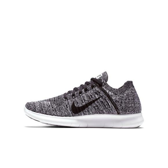 1769f37b96c4f Nike Free RN Flyknit Kids  Grade School Running Shoes - Main Container  Image 2