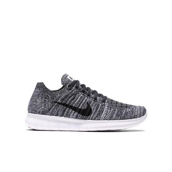 15ca165344ec2 Nike Free RN Flyknit Kids  Grade School Running Shoes - Main Container  Image 1