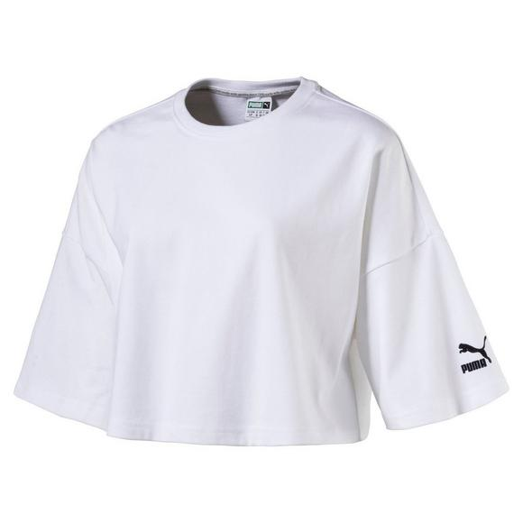 bdf440ec3c4069 Puma Women s Archive Xtreme Cropped Top - Main Container Image 1