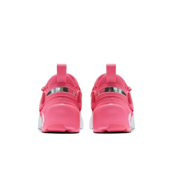 6fed8551c427 Jordan Trunner LX Grade School Girls  Shoe - Main Container Image 4