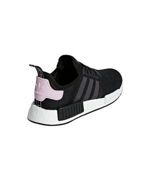 Adidas Nmd R1 Core Black Clear Pink Women S Shoe Hibbett