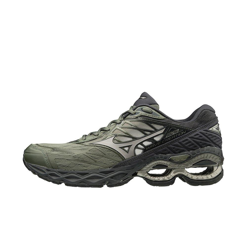 mizuno mens running shoes size 9 youth gold foot pack