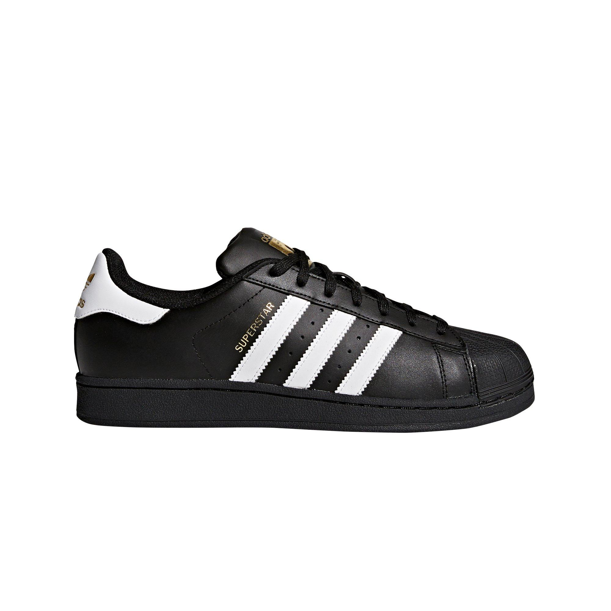 adidas superstar black and white 3.5