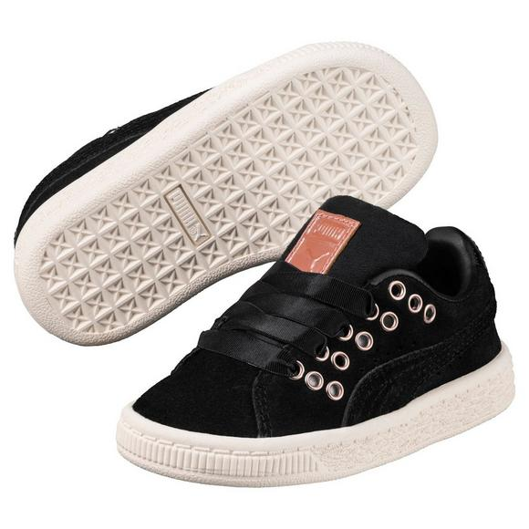 a60967f1f942 Puma Suede XL Lace VR Toddler Girls  Shoe - Main Container Image 1
