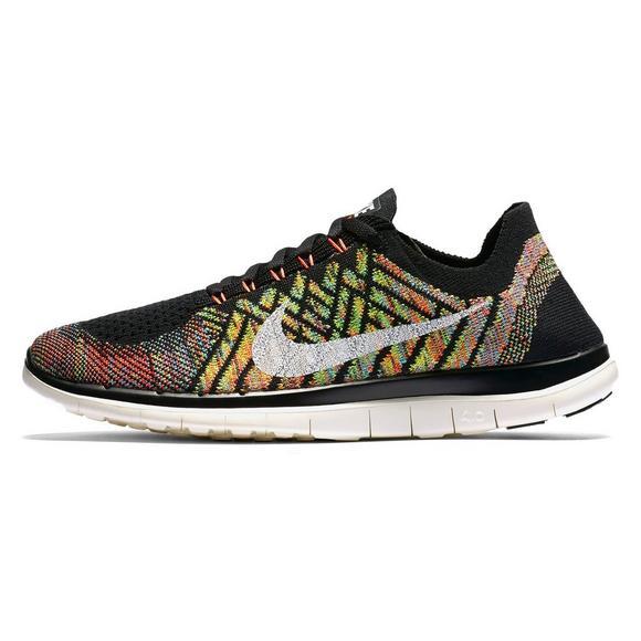 check out 07462 c3d72 Nike Free 4.0 Flyknit Women's Running Shoe - Hibbett US