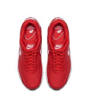 Nike Air Max 90 Red White Women S Casual Shoe Hibbett City Gear