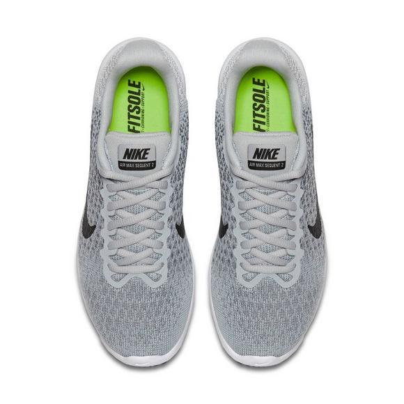 Nike Air Max Sequent 2 Grey Women S Running Shoe Hibbett Us