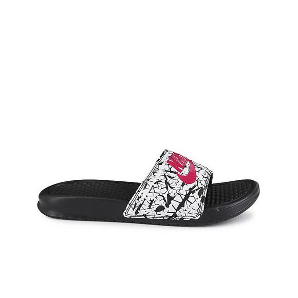 best website a3d6c a83ab Nike Benassi JDI Print Women s Sandal - Main Container Image 1
