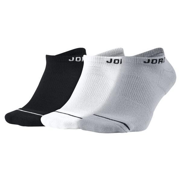 ae8b6420d771 Display product reviews for Jordan 3 Pack Mens No Show Socks