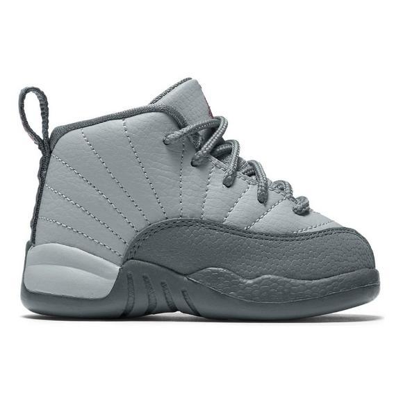 best loved bcb6c 988ed Jordan Retro 12 Toddler Girls' Shoes - Hibbett US
