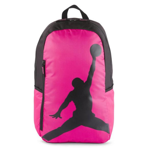 Jordan ISO Backpack- Pink - Main Container Image 1