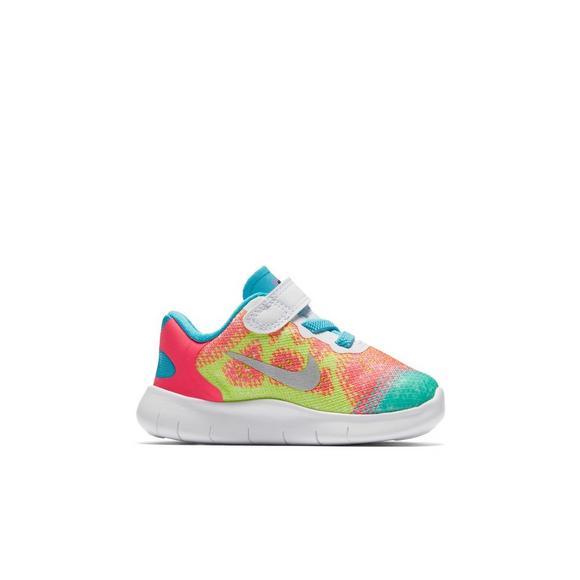 c55f7184ae8c Nike Free RN Toddler Girls  Running Shoe - Main Container Image 2
