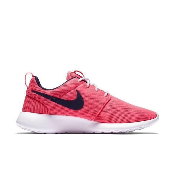 nike usa soccer backpack, Womens Nike Rosherun white pink