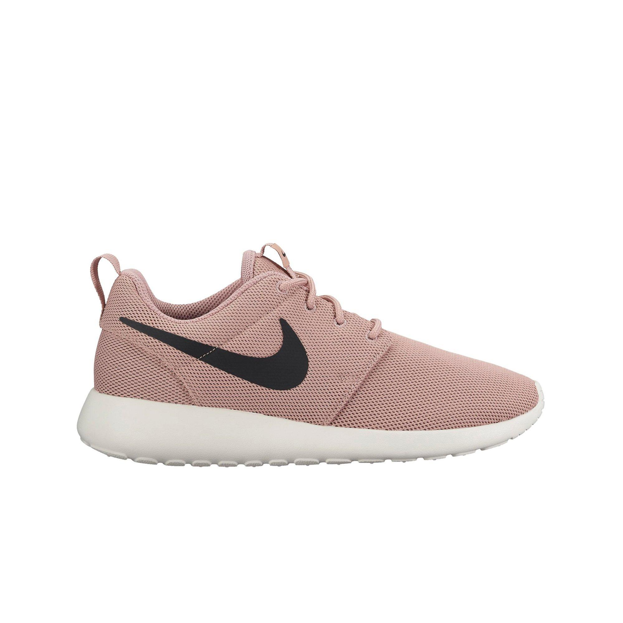 pink nike roshes womens