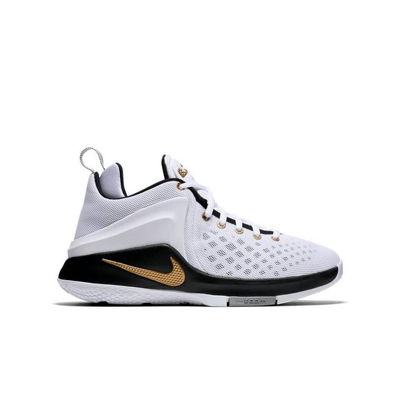 6f8f332850ff Nike LeBron Zoom Witness Grade School Boys  Basketball Shoes - Main  Container Image 1