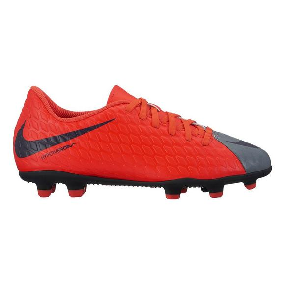 promo code 89ad3 da3bd Nike Hypervenom Phade III Kids' Soccer Cleats