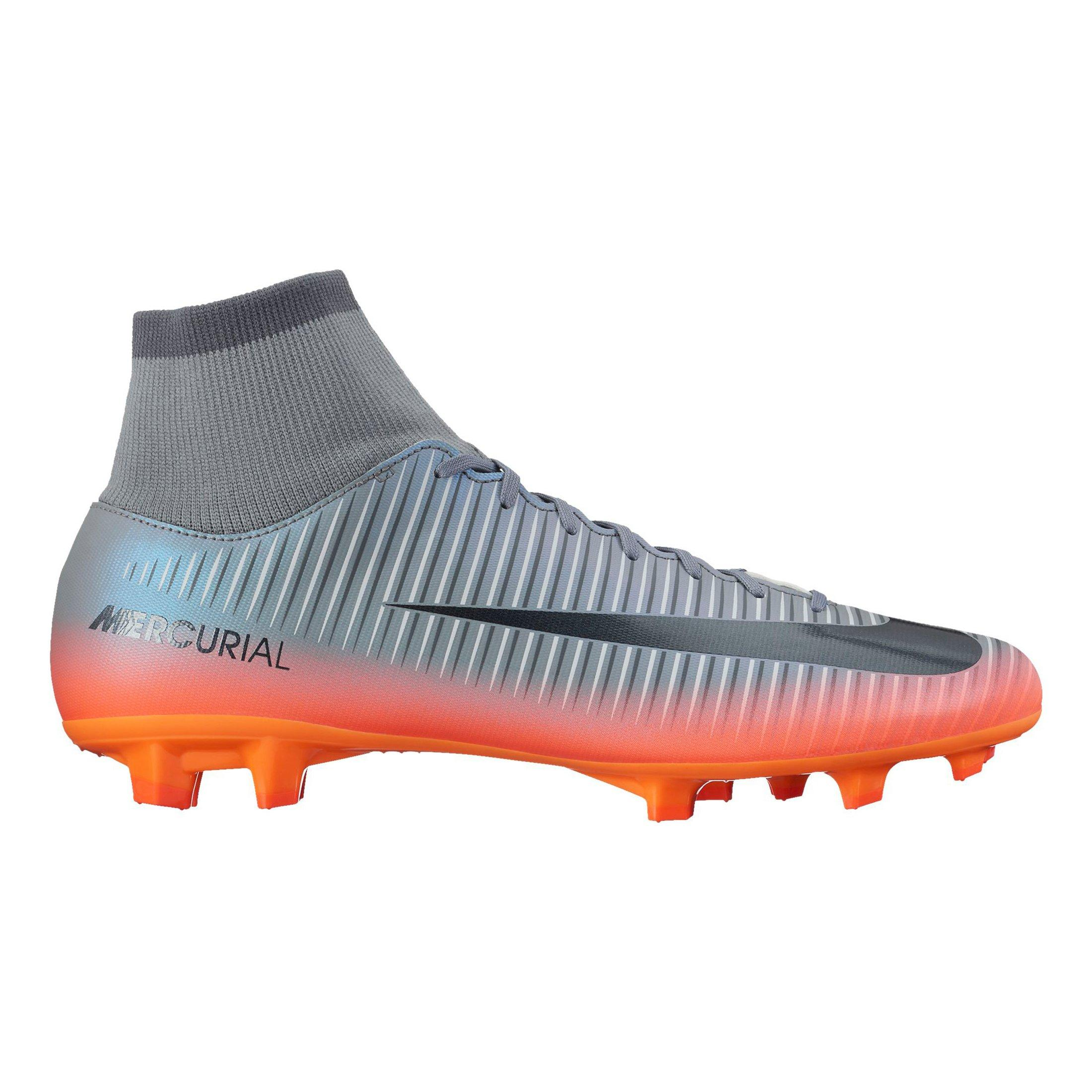 Nike CR7 Mercurial Victory VI DF Men\u0027s Soccer Cleats - Main Container Image  1