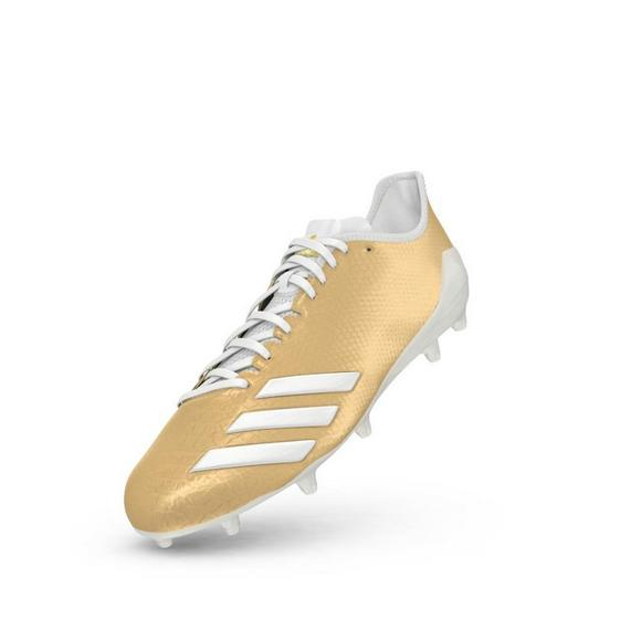 1f8864d26a7 ... adidas Men s adizero 5-Star 6.0 Gold Football Cleats - Main Container  Image ...