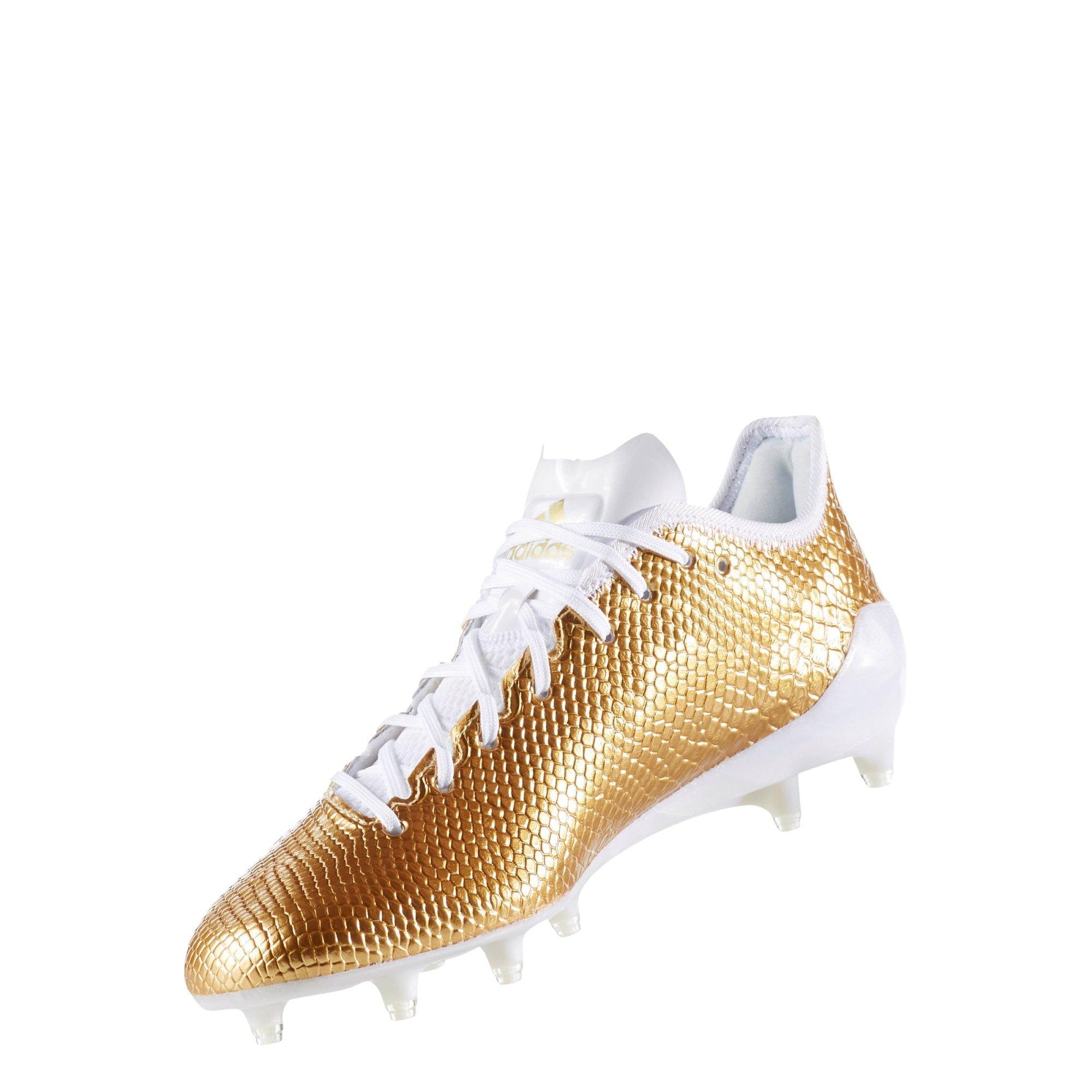 new concept a2baf 0cedb ... adidas football cleats gold adidas Men u0027s adizero 5-Star ...