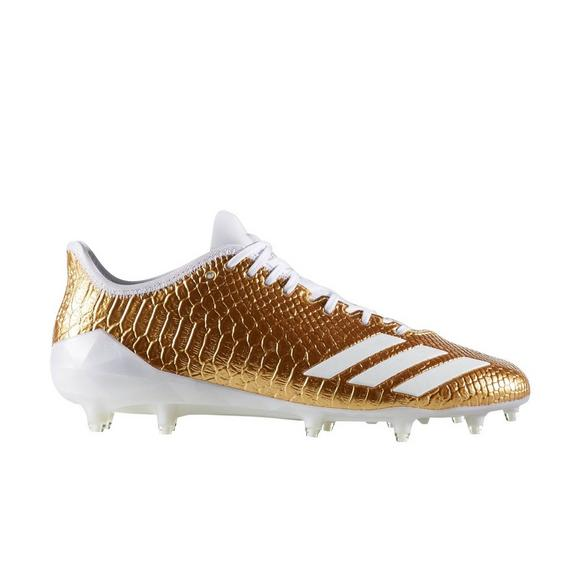 adidas Men s adizero 5-Star 6.0 Gold Football Cleats - Main Container Image  1 472a7e62d