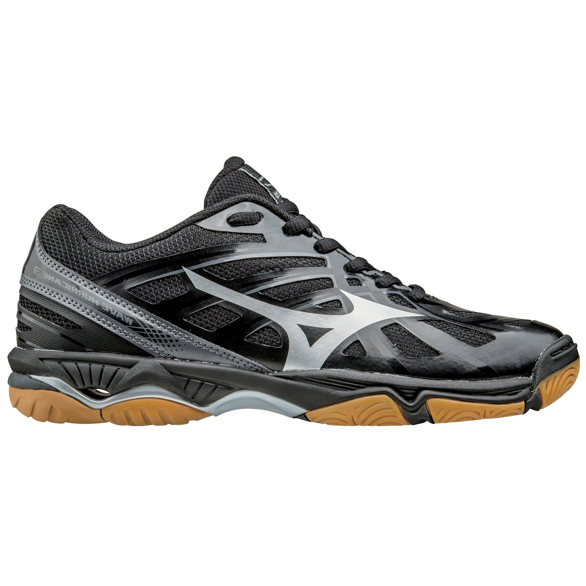 mizuno women's wave hurricane 3 volleyball shoes reviews history
