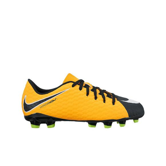 1dca9a1ca826b Nike JR Hypervenom Phelon III FG Kids' Soccer Cleat - Main Container Image 1