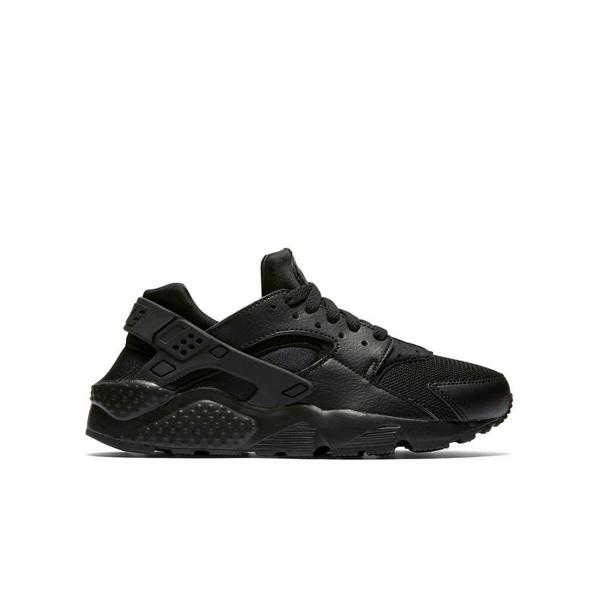 8121102071 Display product reviews for Nike Huarache Run Grade School Kids' -Black-  Shoe