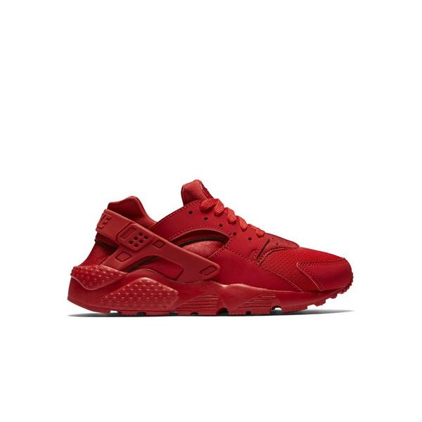 7ab24a3f3f21 Display product reviews for Nike Huarache Run -Triple Red- Grade School Kids   Shoe
