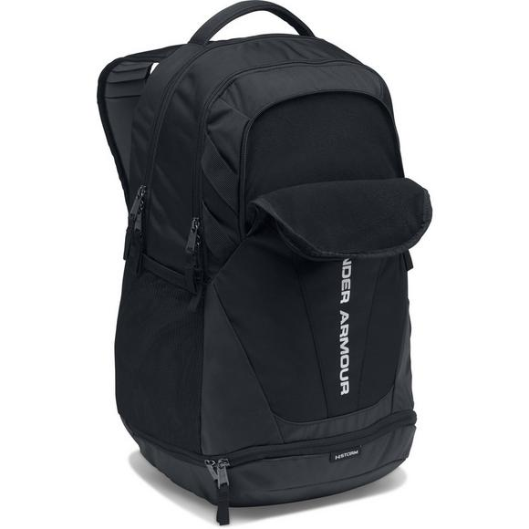 dcd5b947cd Under Armour Hustle III Backpack - Main Container Image 4