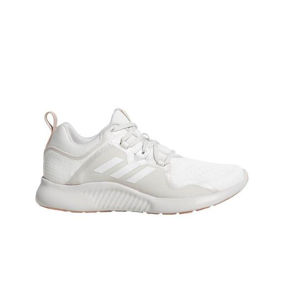 huge discount 4aaa9 004b0 Bounce Adidas Edge Shoe Running Hibbett White Usa Womens wP5