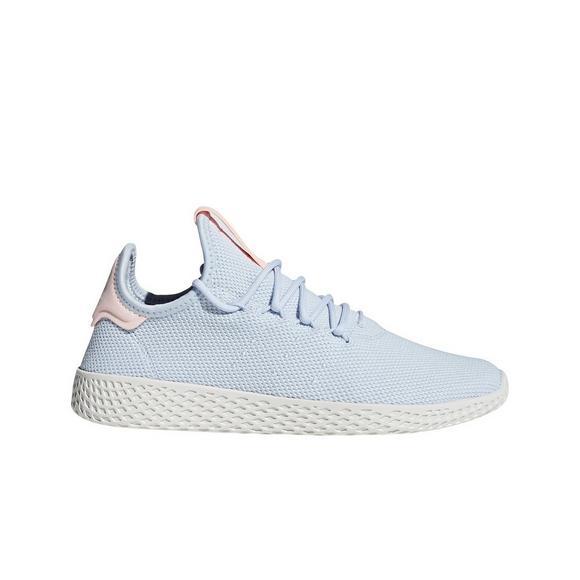 dd20674cc adidas HU Blue Pharrell Light Tennis Shoe Women s Williams wv71qvnU