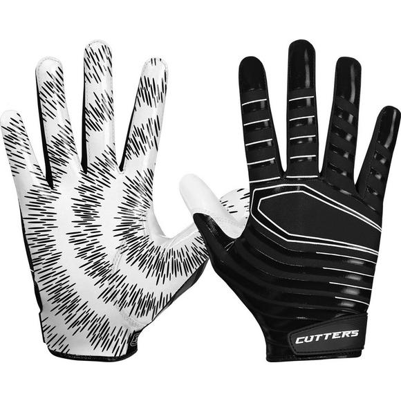 0cbbbd35400 Cutters Rev 3.0 Youth Football Receiver Gloves - Main Container Image 1