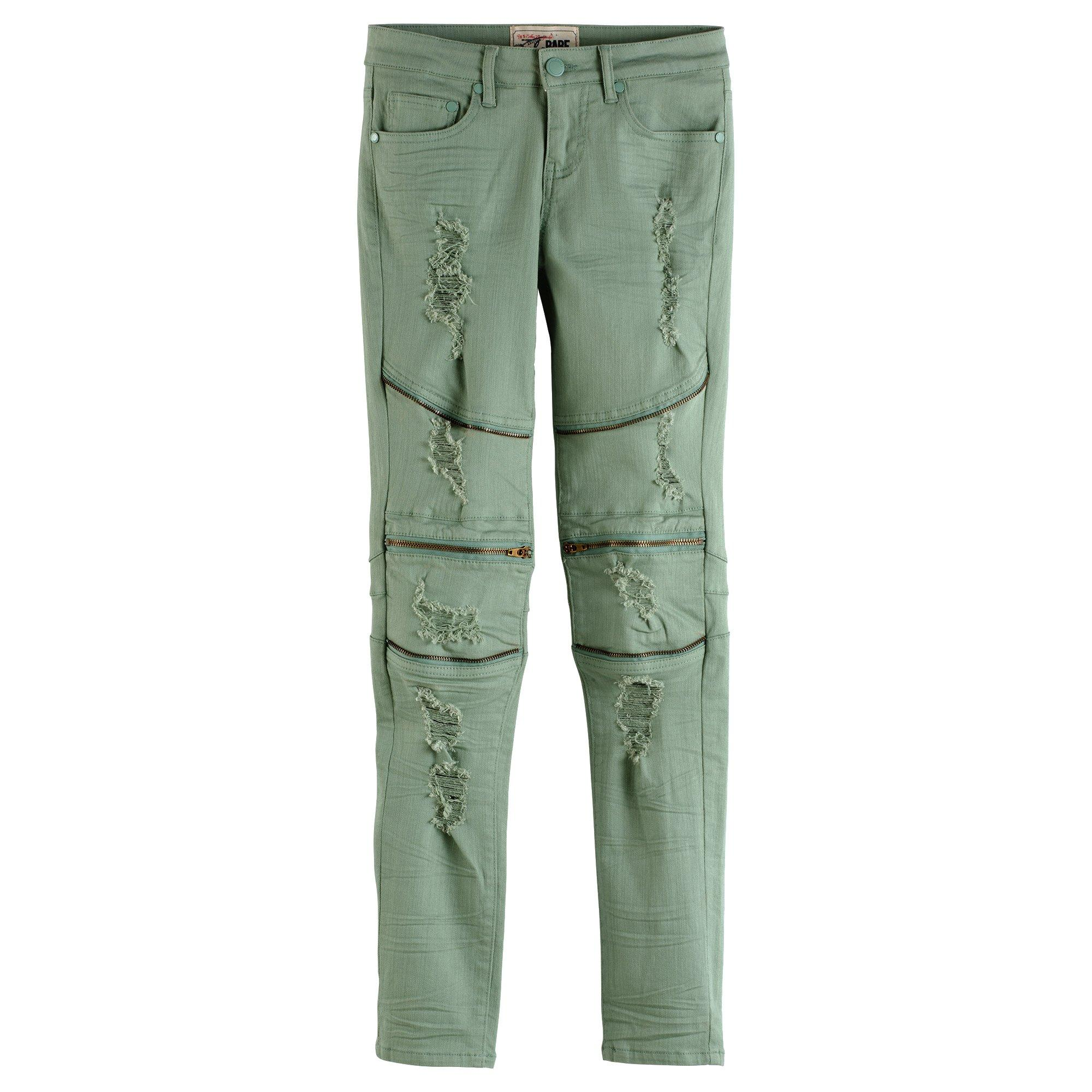 moto pants womens. soho babe women\u0027s destroyed moto jean - main container image 1 pants womens