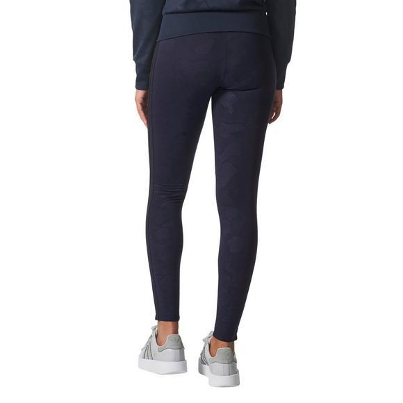 pretty nice 568e2 8c43f adidas Originals Women s Ink Print 3 Stripe Legging - Main Container Image 2