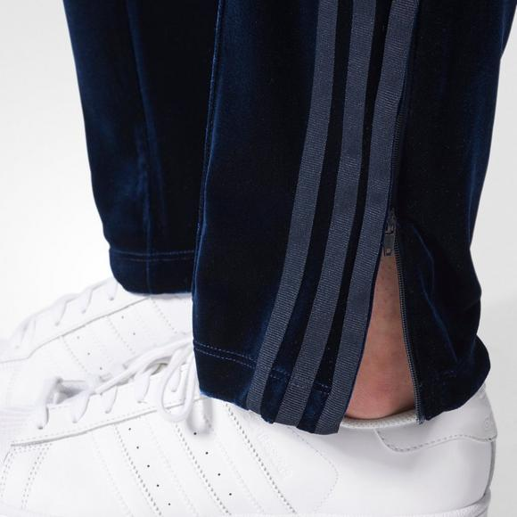 fe8f907deb4 adidas Women's Velvet Ink Track Pants - Main Container Image 5