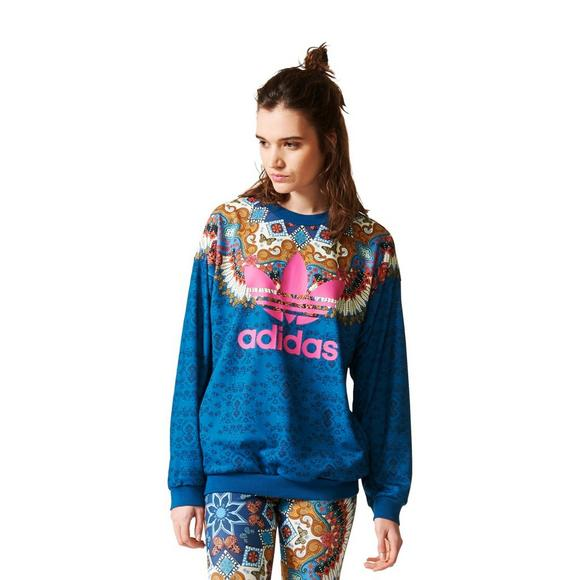 aecd92b36e5 adidas Women's Borbomix Sweatshirt - Main Container Image 1
