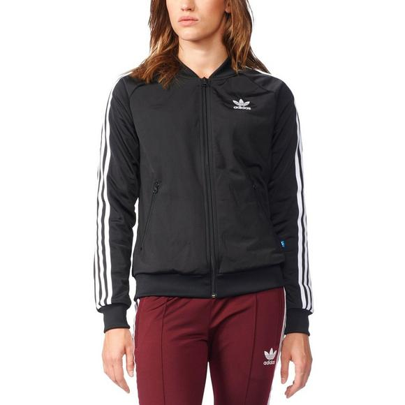 reputable site 318b9 5555e adidas Originals Women s Superstar Track Jacket - Main Container Image 1