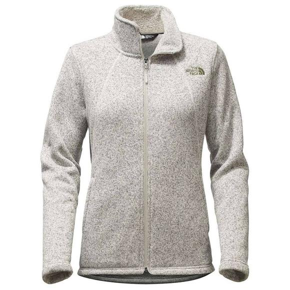 d1791047c8 The North Face Women s Crescent Full Zip Jacket - Main Container Image 1