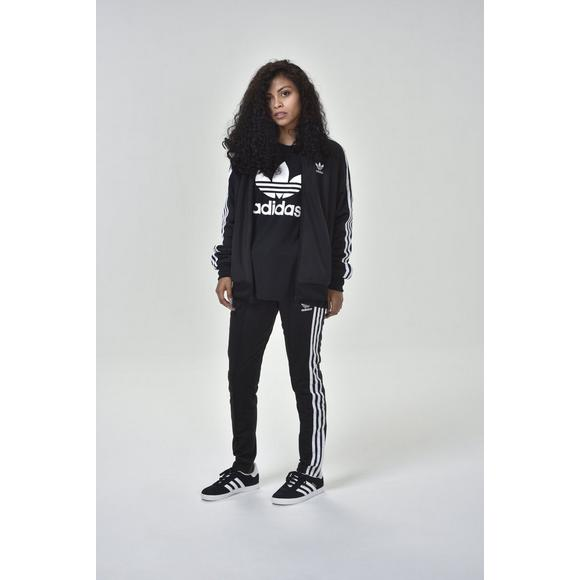 d3a18fb0964c adidas Originals Women s Superstar Track Pants - Main Container Image 4