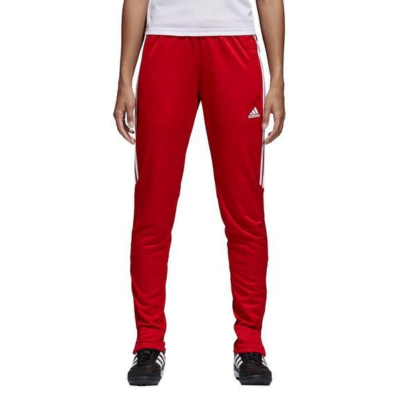 d538e4d2 adidas Women's Tiro 17 Training Pants - Red/White - Hibbett US