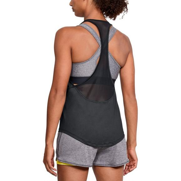 353a7face5956a Under Armour Women s HeatGear Armour Mesh Back Tank - Main Container Image 4
