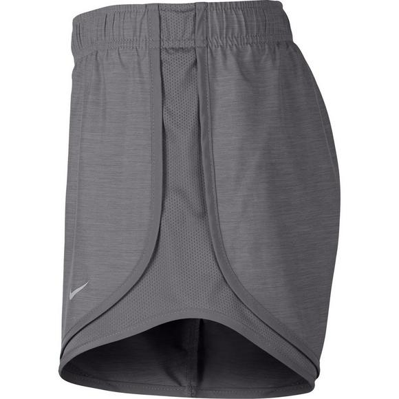 Activewear Bottoms Activewear Honesty Womens Small Gray Nike Shorts With Blue Trim Easy To Use