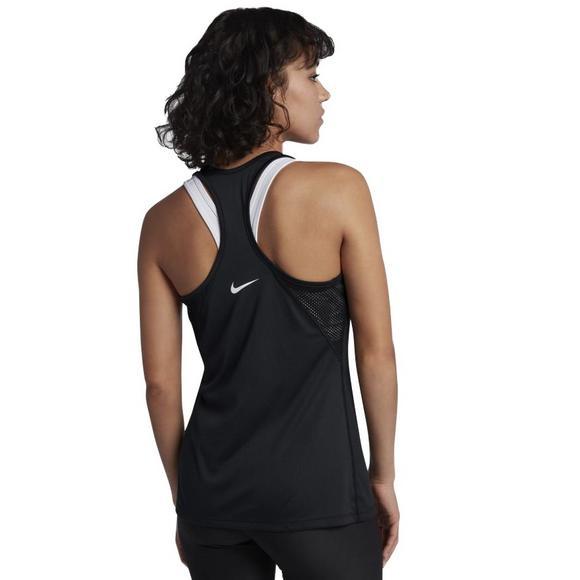 b047e17e19 Nike Women's Dry Training Tank Top - Black