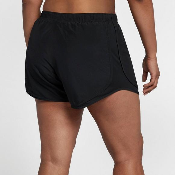 lower price with 89c6a 1065c Nike Women s Tempo Running Shorts-Black - Main Container Image 2