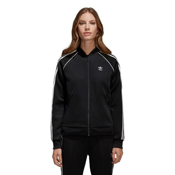 6afa12083c9 Display product reviews for adidas Women s Originals Superstar Track  Jacket-Black