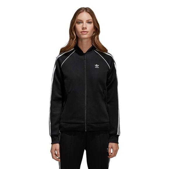 91f180a7d4b5f1 adidas Women s Originals Superstar Track Jacket-Black - Main Container  Image 1