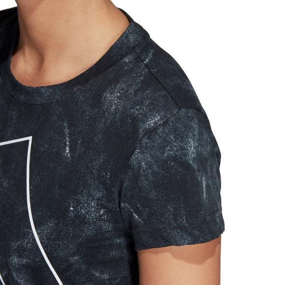 Athletics Crop Tie Adidas Hibbett Dye Shirt T Women's Us 8OXk0wnPZN